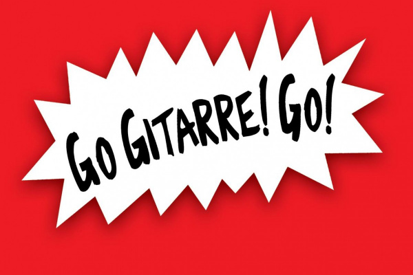 go-gitarre-go