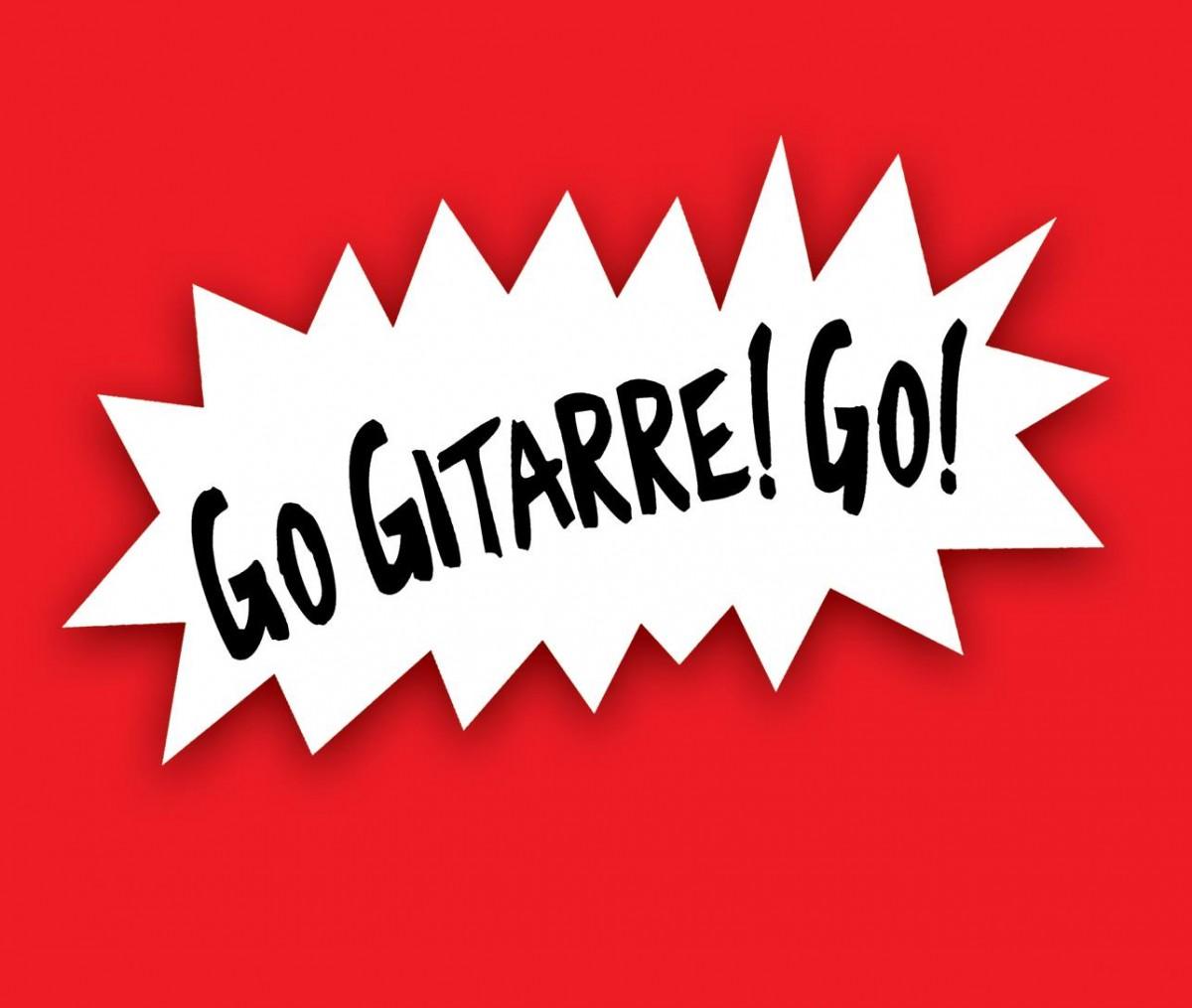Go Gitarre! Go! – Become a Peace Dealer
