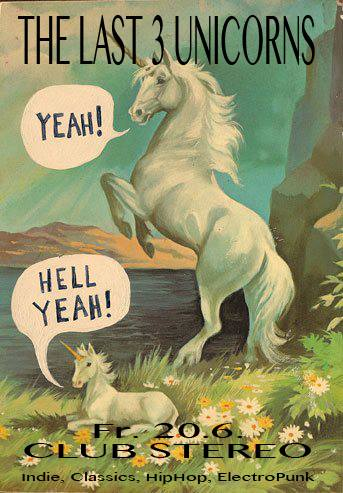 The Last Three Unicorns