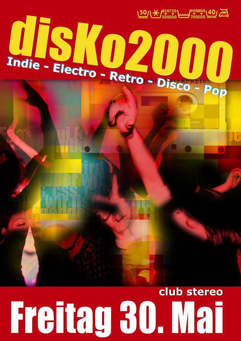 Die große DISKO2000 Sommersause