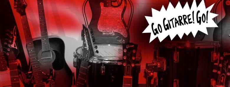 Go Gitarre! Go! – 4 Hours Of Madness