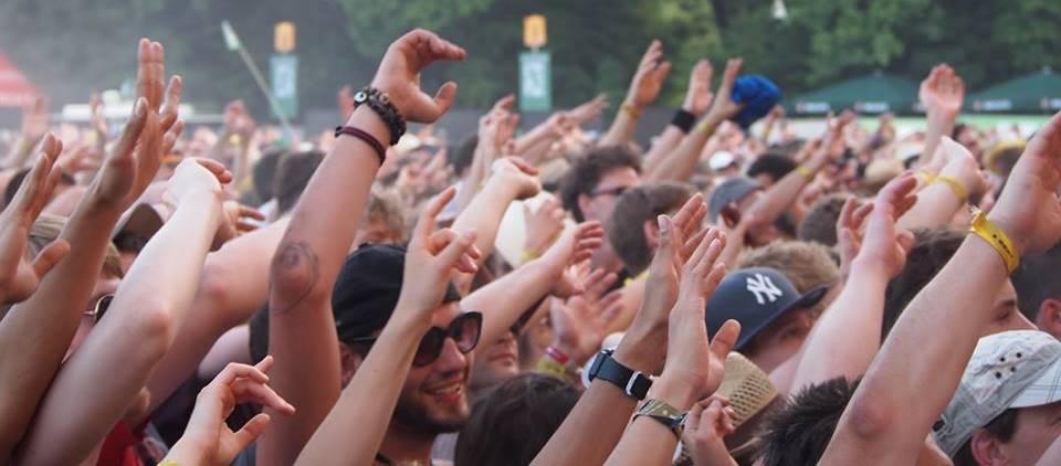 Das Club Stereo Festival Wochenende