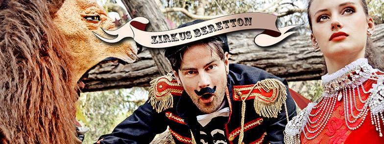 6 Jahre Zirkus Beretton