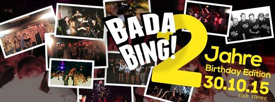 2 Jahre Bada Bing