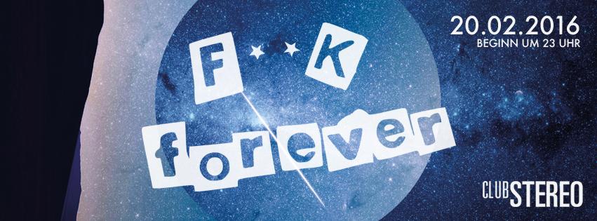 F**k Forever