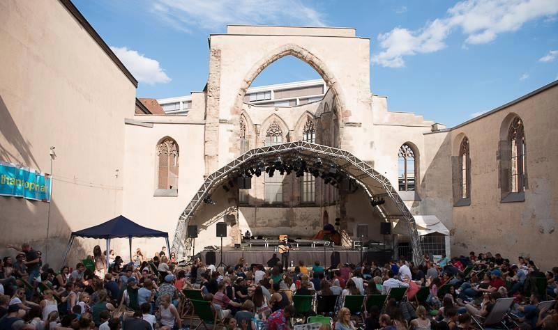 AUSVERKAUFT: Musik & Picknick in der Ruine #2