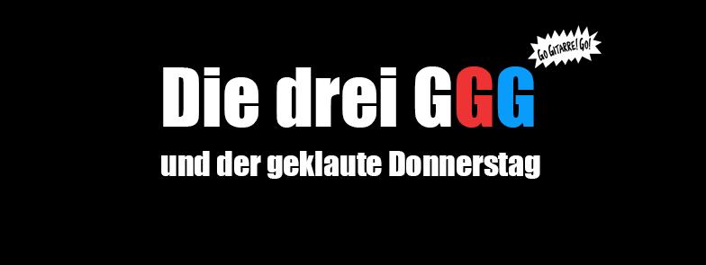 Go Gründonnerstag Go? Nee, Dienstag, Baby!
