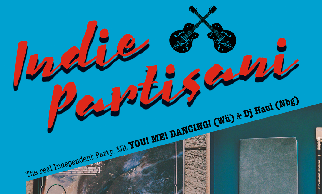 Indie-Partisani feat. YOU! ME! DANCING!