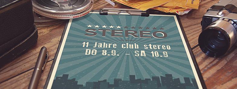11 Jahre Club Stereo #3