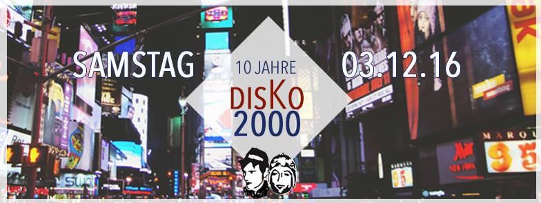 10 Jahre Disko2000