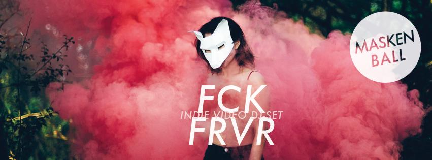 Der große FCKFRVR Maskenball
