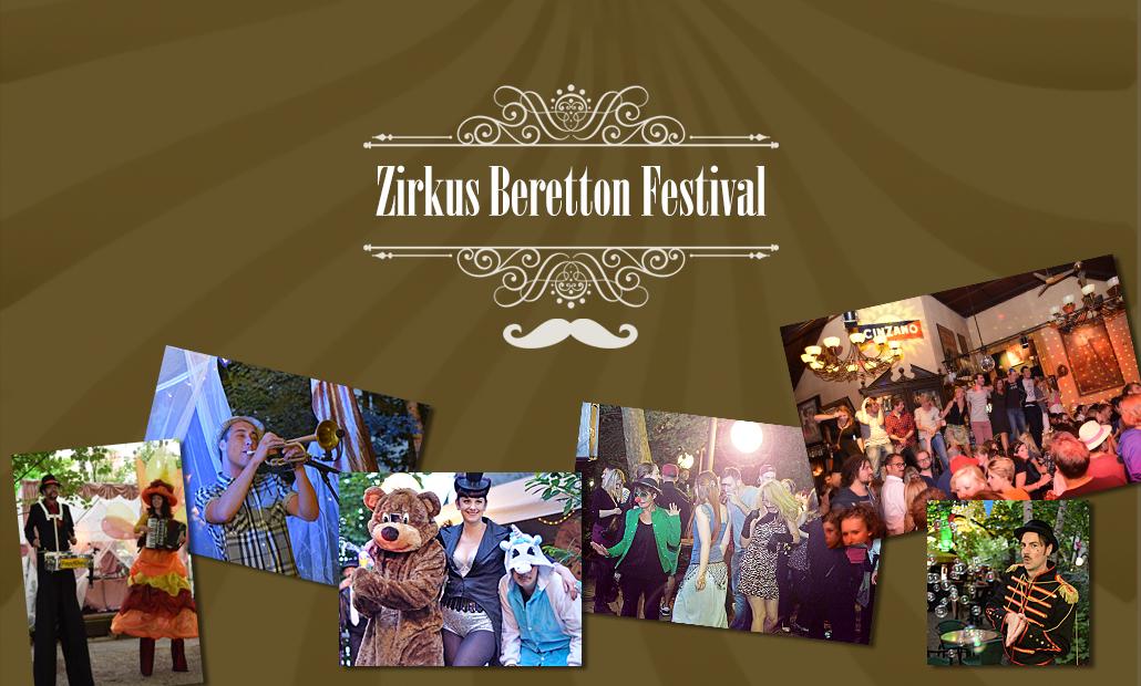 Open Air: Das Zirkus Beretton Festival 2017