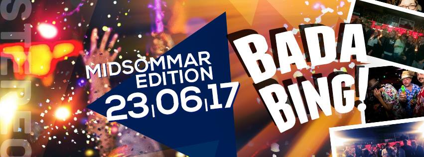 Bada Bing – Midsommar Edition