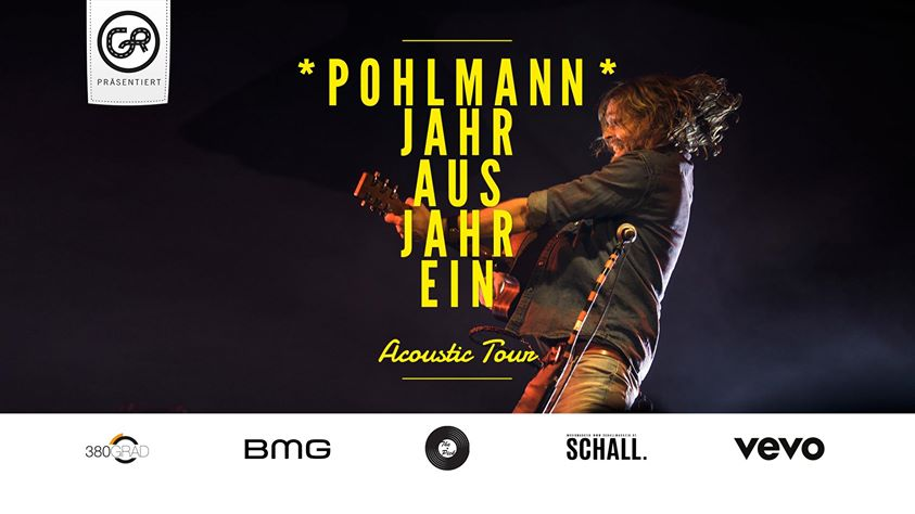 Ausverkauft: Pohlmann