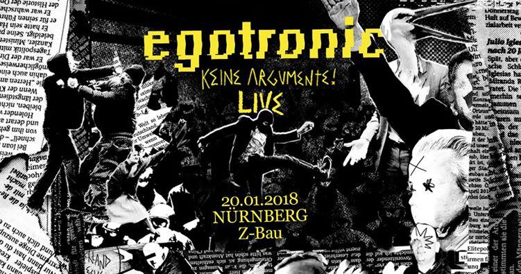 Egotronic + UNS