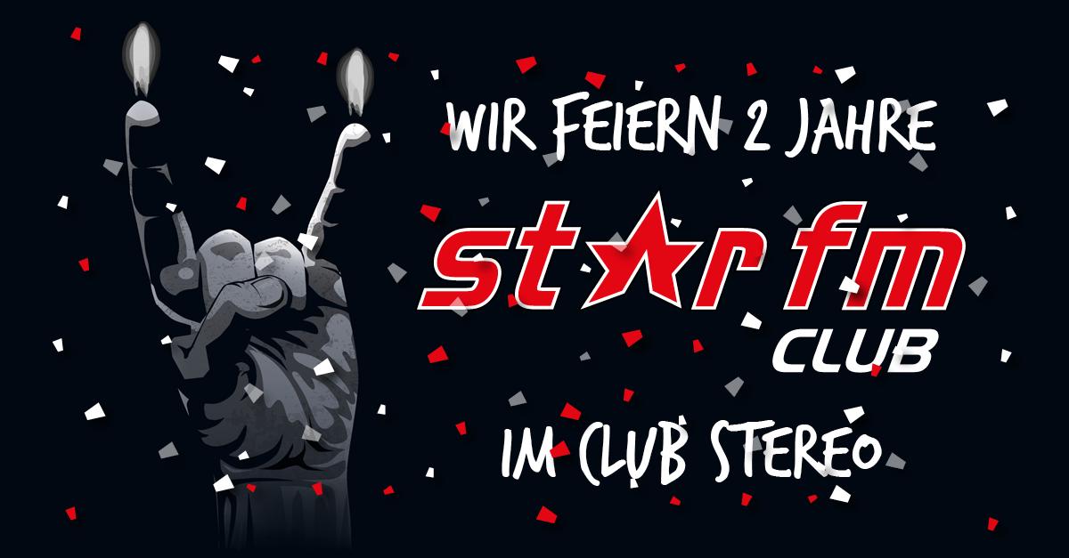 2 Jahre Star FM Club