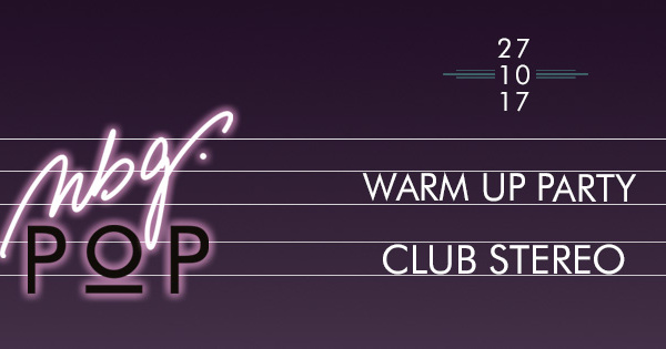 Warm Up Party Stereo