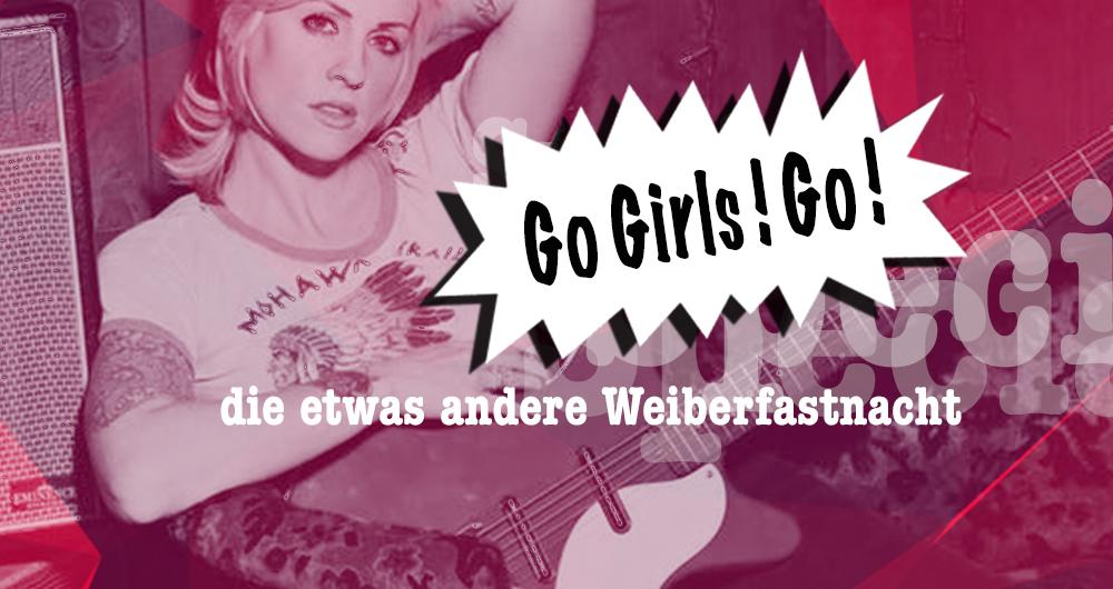 Go Girls! Go!