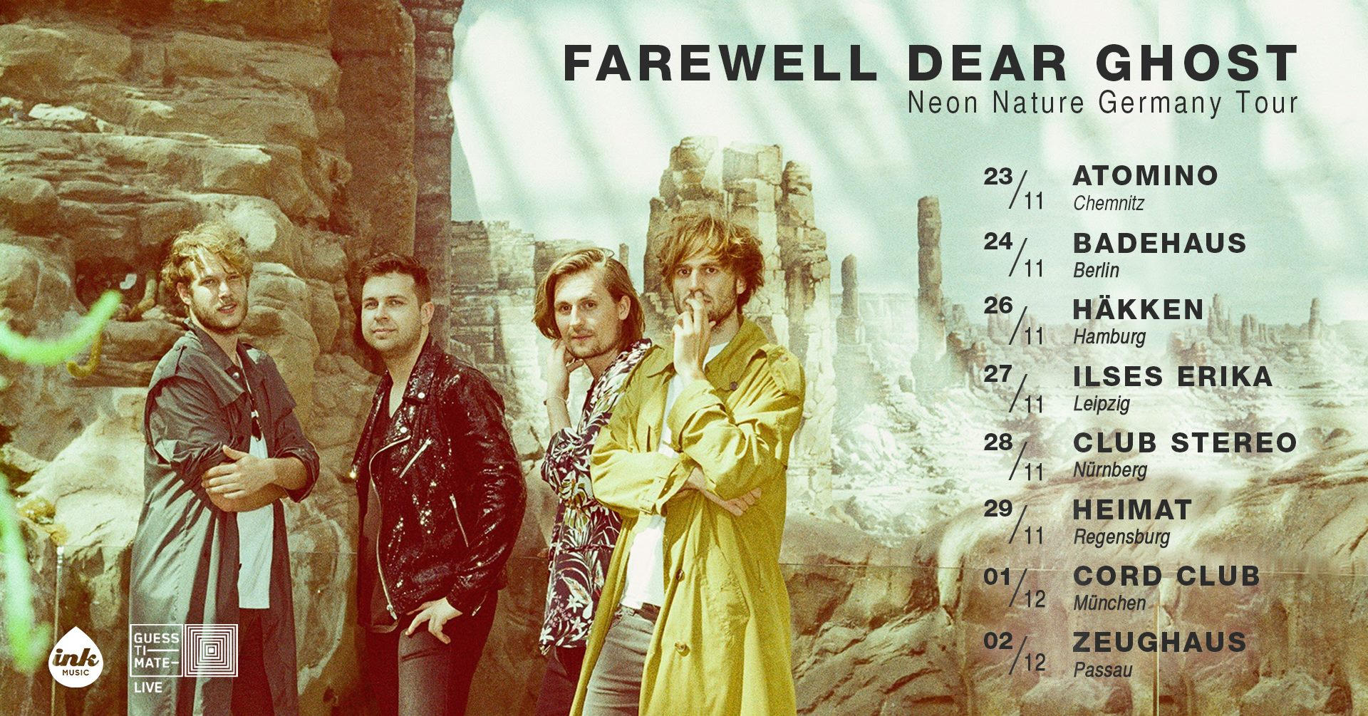 Farewell Dear Ghost