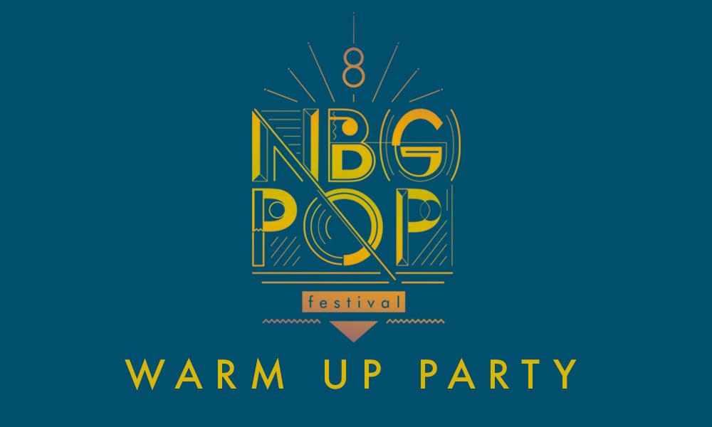 Nürnberg.Pop Festival Warm Up Party