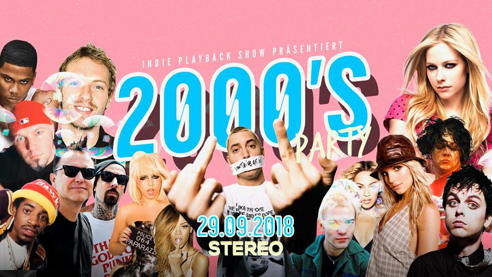 2000er Party: Indie Playback Show