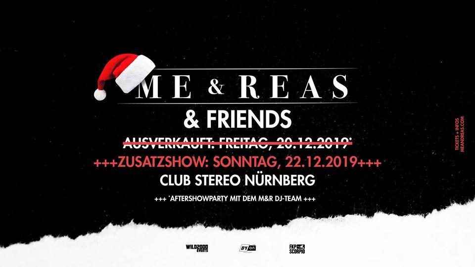 Me & Reas & Friends [Zusatzshow]