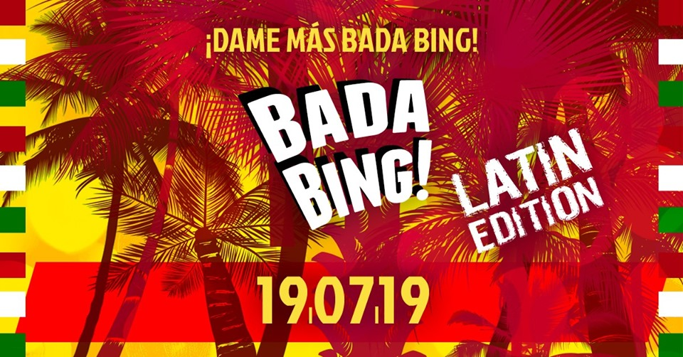 Bada Bing! – Latin Edition
