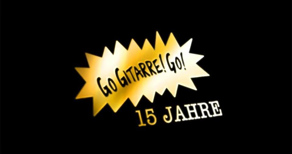 Go Gitarre! Go! – 15 Jahre