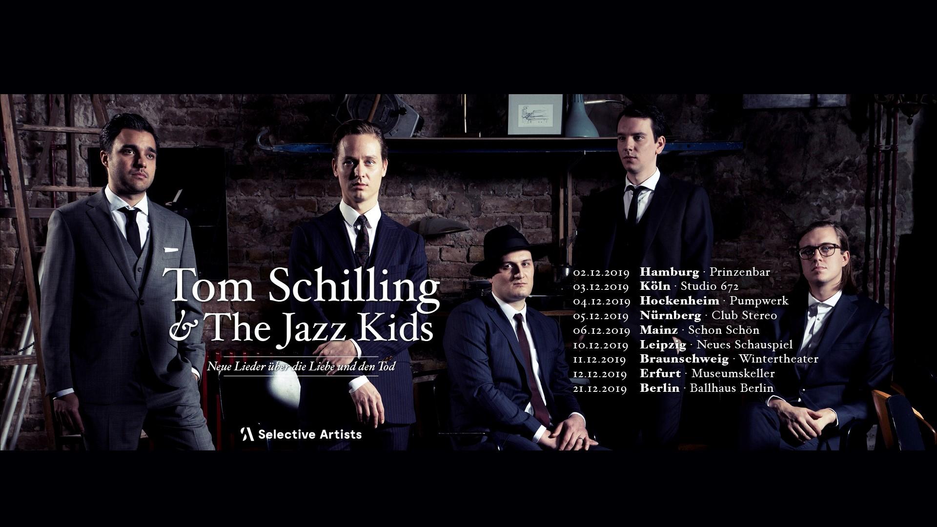 Tom Schilling & The Jazz Kids