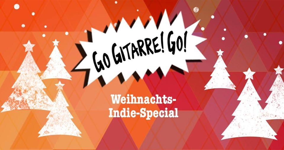 Go Gitarre! Go! Indie-Weihnachten